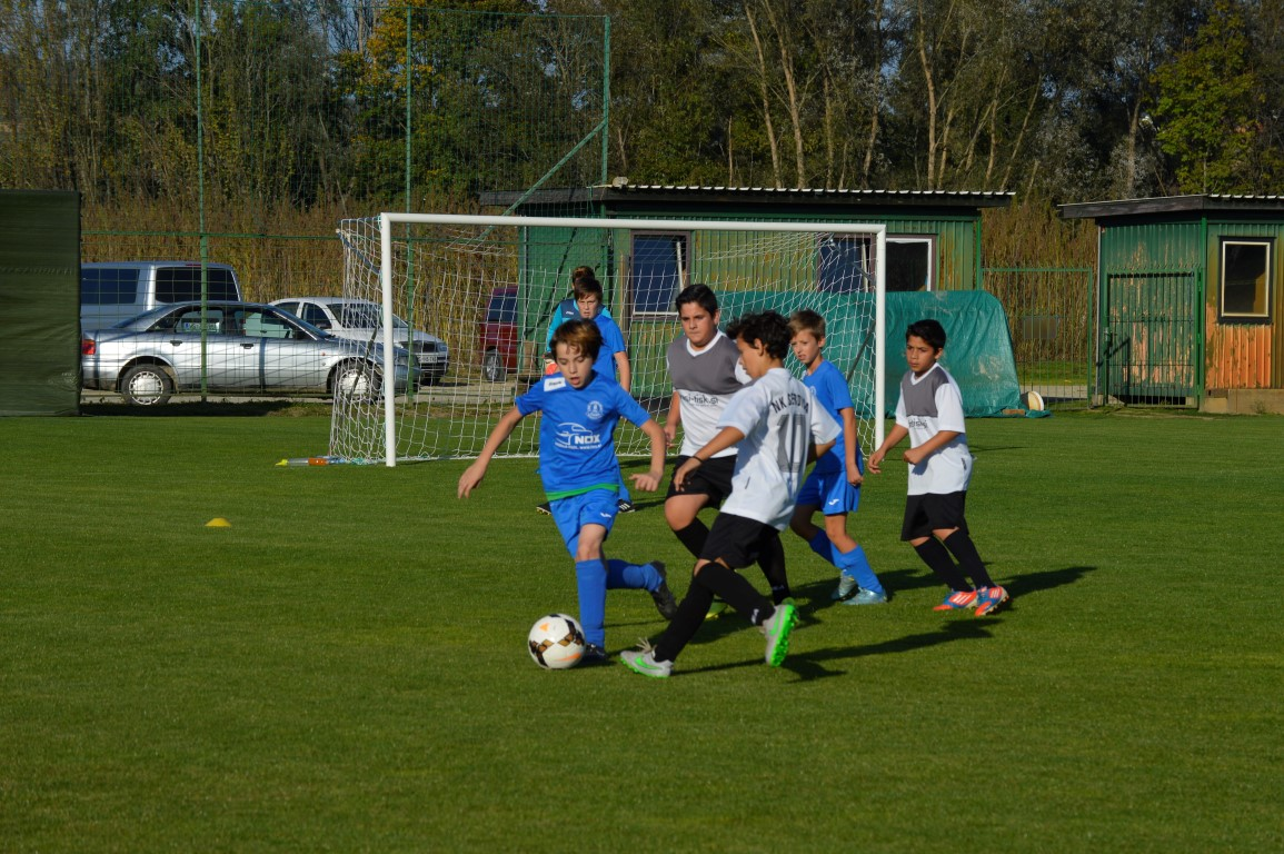 S Cankovo za prvo mesto v skupini C lige U13