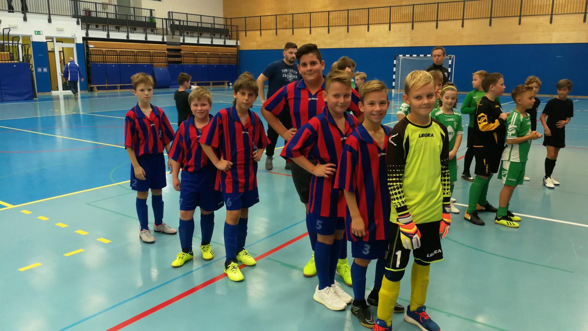 Zimski nogometni festival Rad igram nogomet 2018